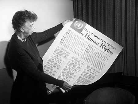 Declaration of Human Rights The Universal Declaration of Human Rights